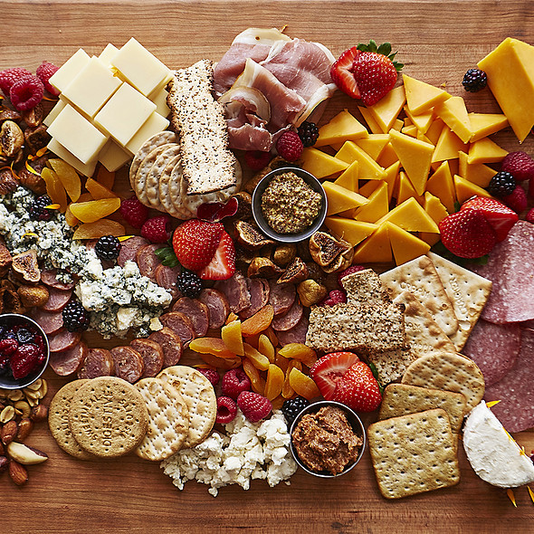 Cheese and Charcuterie Board - Cobalt Restaurant and Lounge - Vero Beach Hotel and Spa, Vero Beach, FL