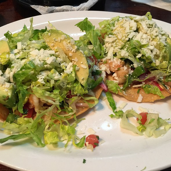 Ceviche Tostadas - Ninfa's on Navigation, Houston, TX