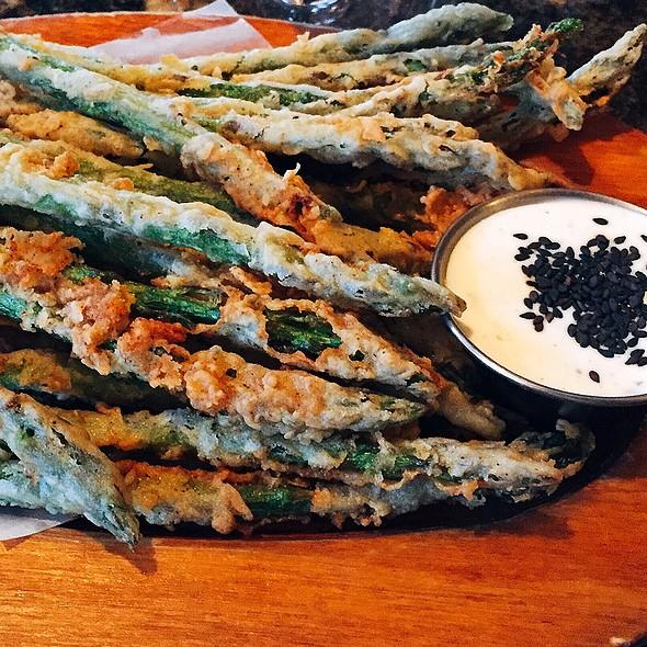 Asparagus Fries - Fork, Boise, ID