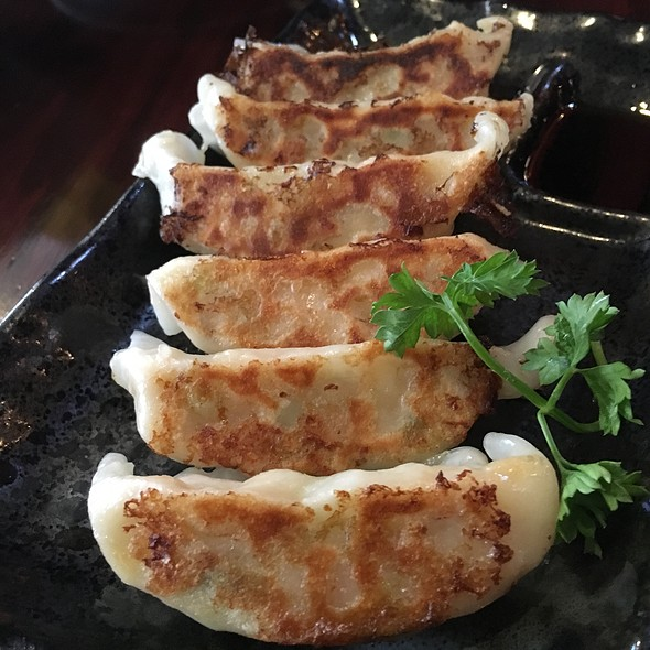 Vegetable Gyoza - YamaSho, San Francisco, CA