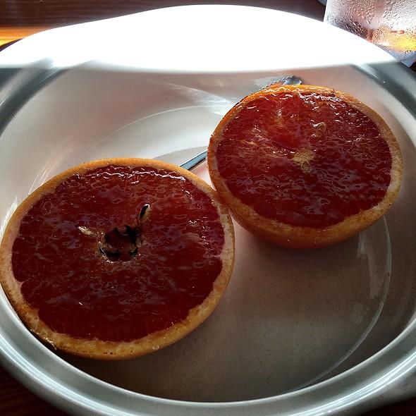Bruleed Grapefruit - Olivia, Austin, TX