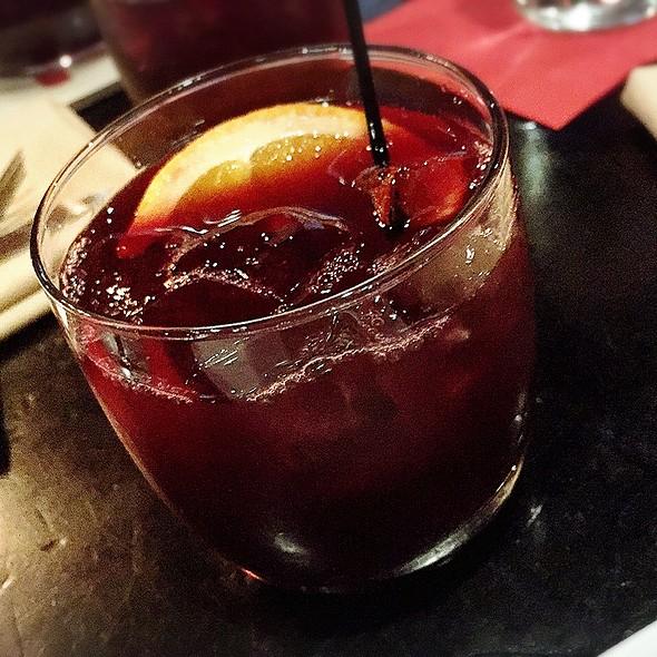 House Special Blend Sangria - Bocado Tapas Wine Bar – Worcester, Worcester, MA