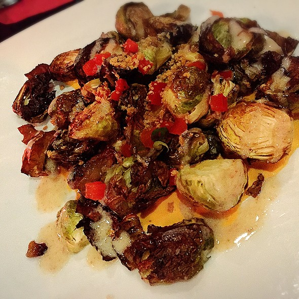 Oven Roasted Brussels Sprouts - Bocado Tapas Wine Bar – Worcester, Worcester, MA