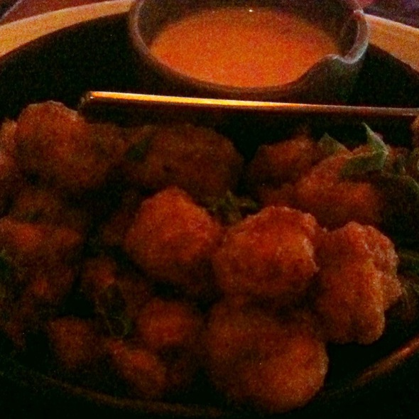 Firebrick Beer Battered Rock Shrimp - FireLake Grill House Downtown Minneapolis, Minneapolis, MN