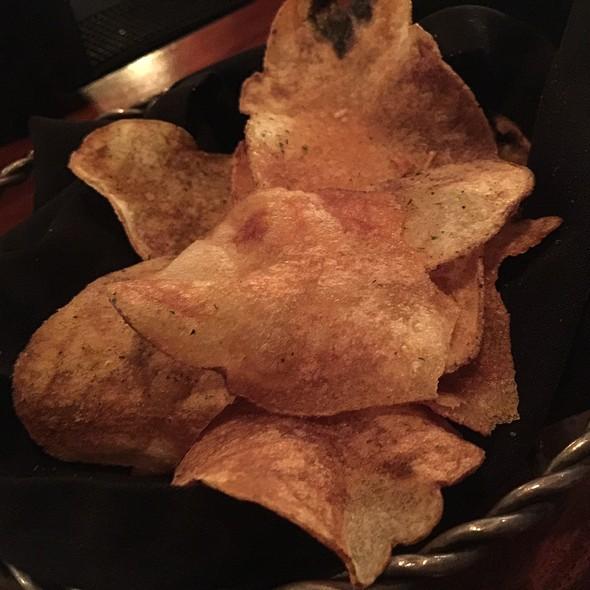 Potato Chips - Ditka's Restaurant, Pittsburgh, PA