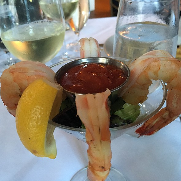 Shrimp Cocktail - The Olde Pink House Restaurant, Savannah, GA