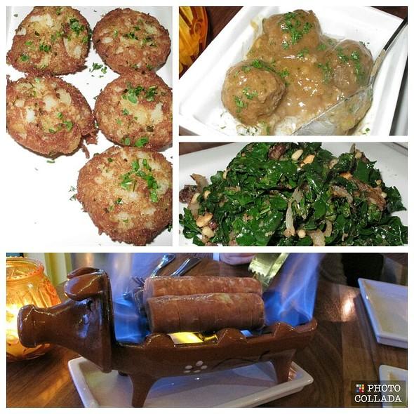 My favorite small plates - Fado Portuguese Kitchen & Bar, Portland, OR