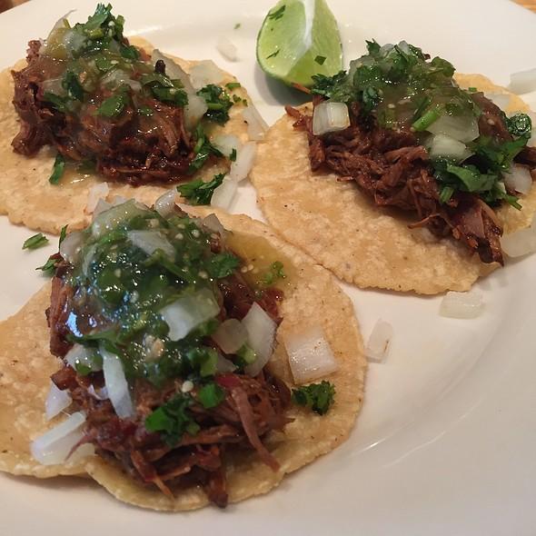 Braised Beef Street Tacos - Regalito Rosticeria, San Francisco, CA