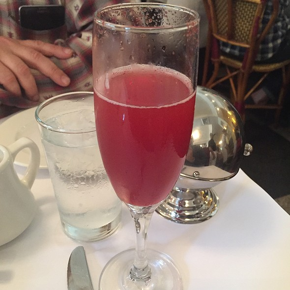 Berry Bellini - Cafe Luxembourg, New York, NY
