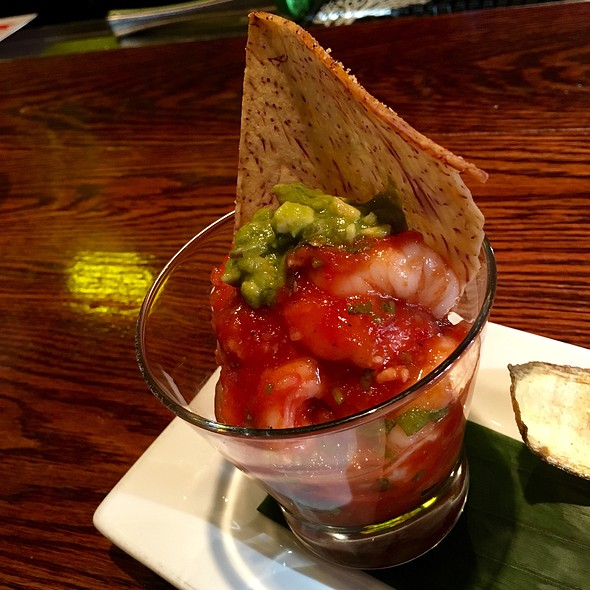 Shrimp Ceviche - Cuba Libre Restaurant & Rum Bar, Philadelphia, PA
