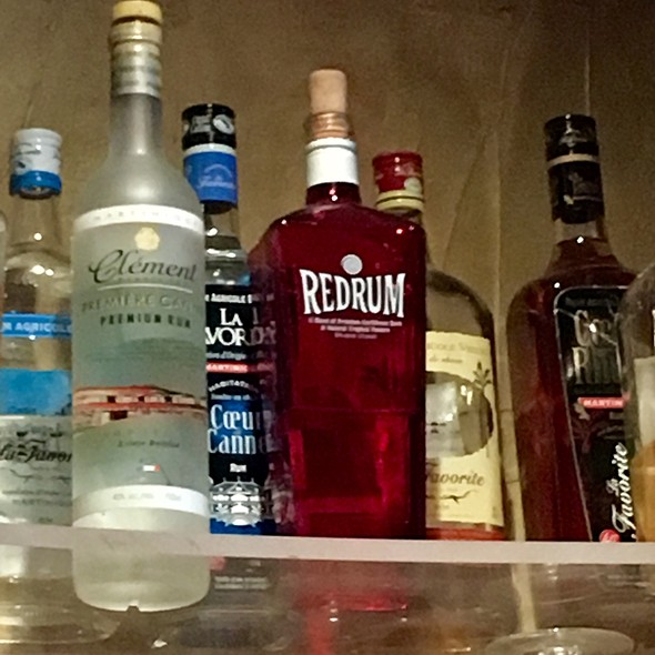 Redrum - Cuba Libre Restaurant & Rum Bar, Philadelphia, PA