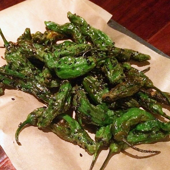 Shishito Peppers - Skool, San Francisco, CA