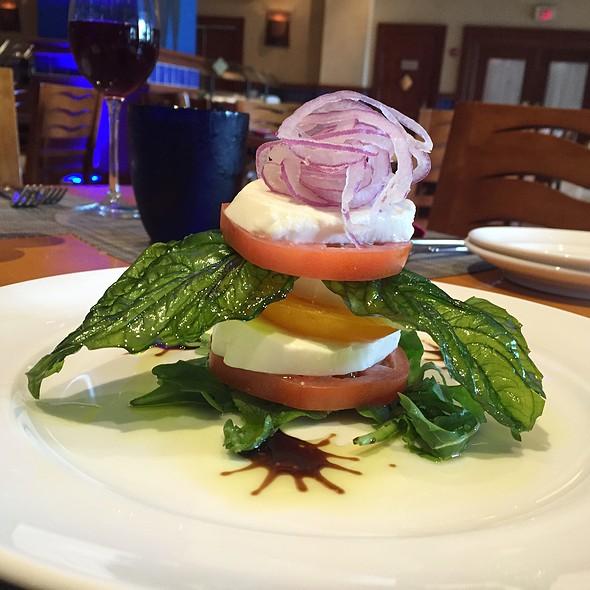 Tomato Caprese - Trattoria del Porto at Loews Portofino Bay Hotel, Orlando, FL