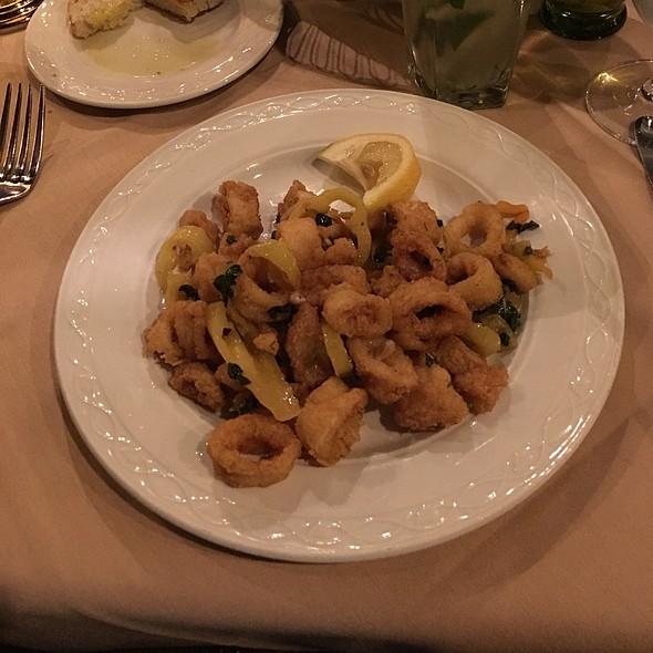 Calamari - Camille's Restaurant, Providence, RI