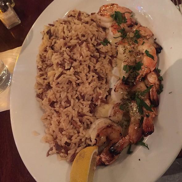 Garides Skaras - Faros Restaurant, Brooklyn, NY