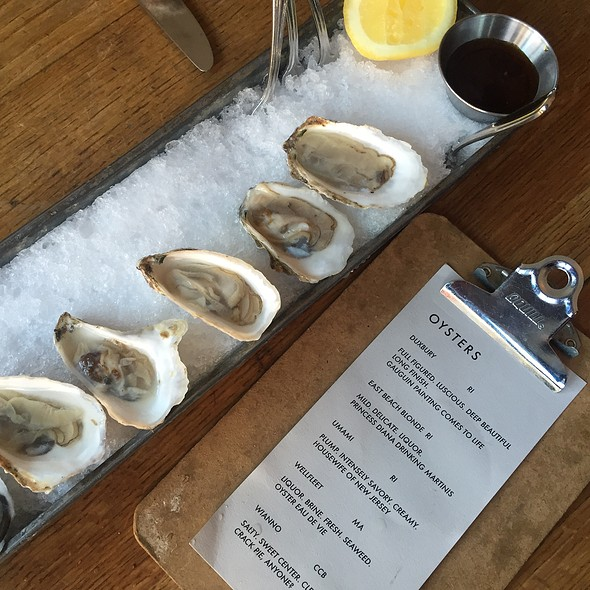 Oysters - Lighthouse, Brooklyn, NY