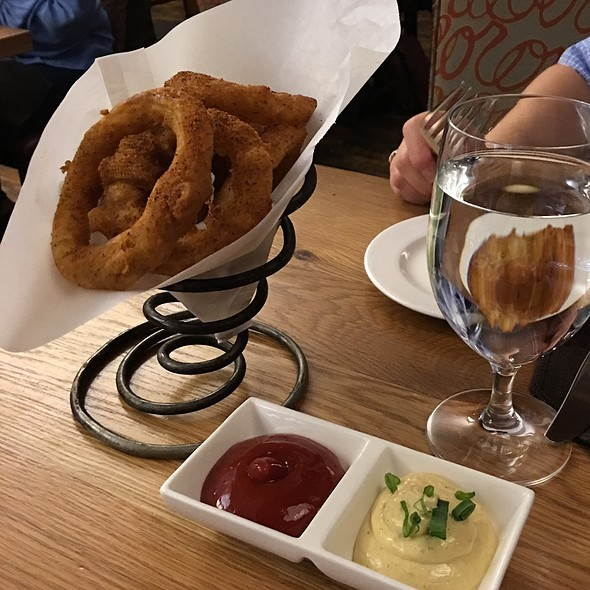 Onion Rings - Elway's Cherry Creek, Denver, CO