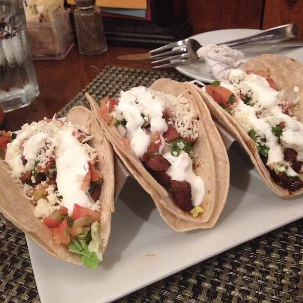 Chimichurri Steak Tacos - Bilbo Baggins, Alexandria, VA