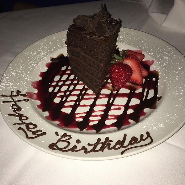 Chocolate Ganache Cake - III Forks Austin, Austin, TX