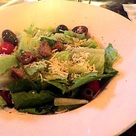 Cesar Salad - Port Land Grille, Wilmington, NC