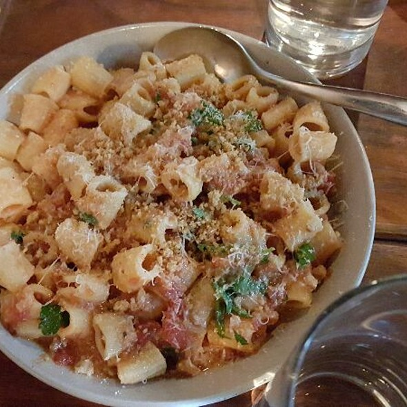 Rigatoni - City House, Nashville, TN