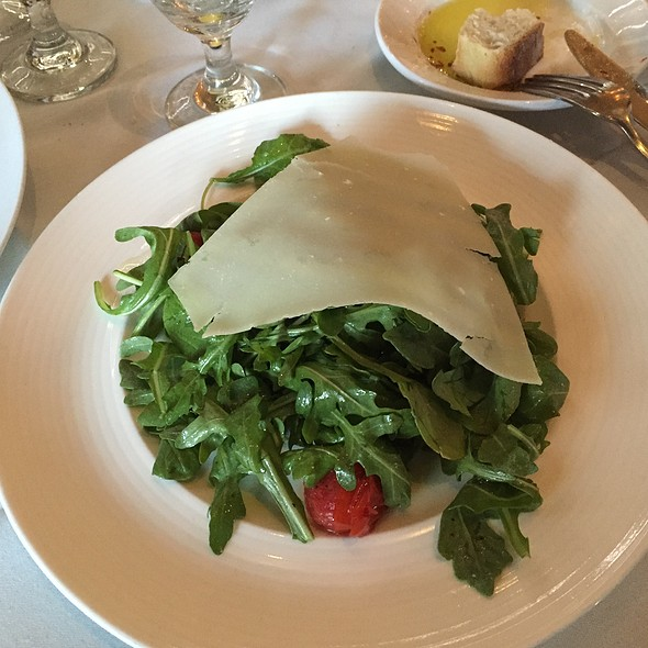 Via Allora Salad - Via Alloro, Beverly Hills, CA