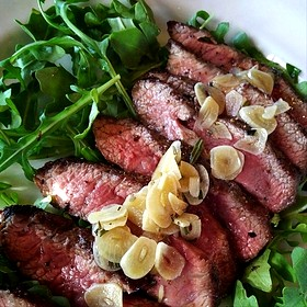 Flatiron Steak - Nostrana, Portland, OR