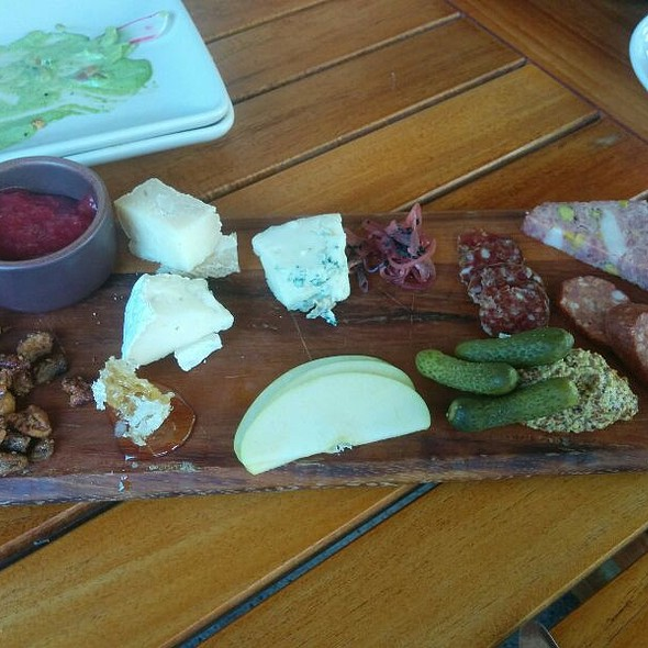 Charcuteries Plate - The Restaurant at Wente Vineyards, Livermore, CA