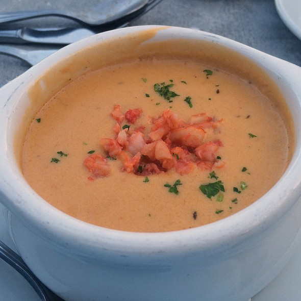 Lobster Bisque - Cannons Seafood Grill, Dana Point, CA
