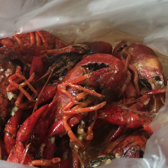 Crawfish - Claw Daddy's, New York, NY