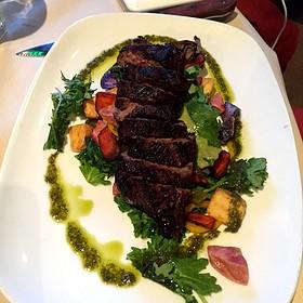 Grilled Hanger Steak - SoDo, Reno, NV