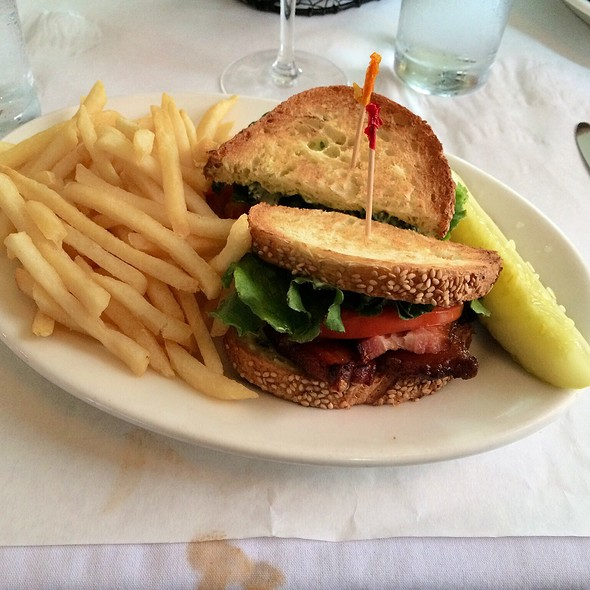 B.L.T. - Witherspoon Grill, Princeton, NJ