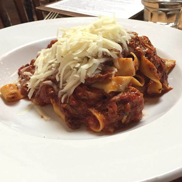 Tagliatelle With Pork And Beef Bolognese - decarli, Beaverton, OR