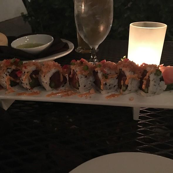 Sushi - Saltus River Grill, Beaufort, SC