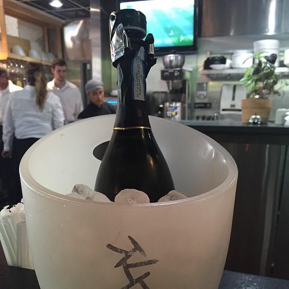 Prosecco Sparkling Wine - Francesco's Ristorante & Pizzeria, Maitland, FL