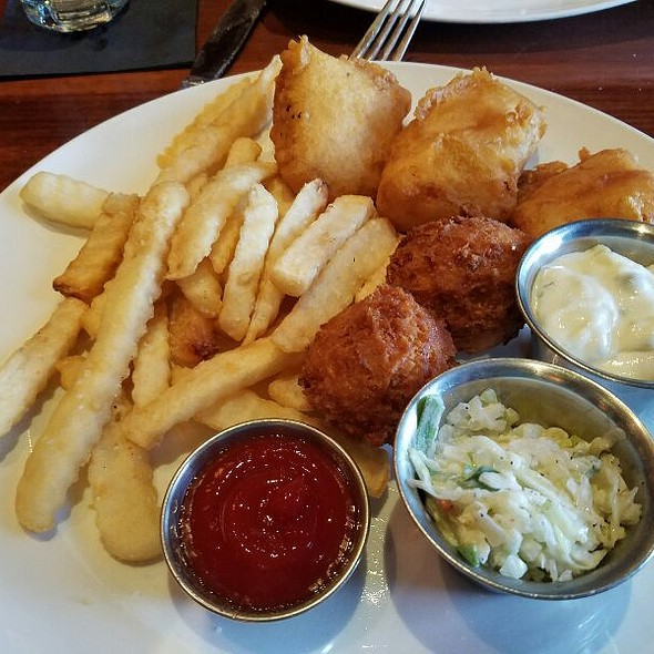 Fish and Chips - Grille 29, Huntsville, AL
