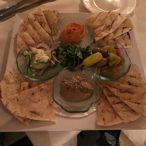 Meze Platter - Muse Restaurant, Charleston, SC