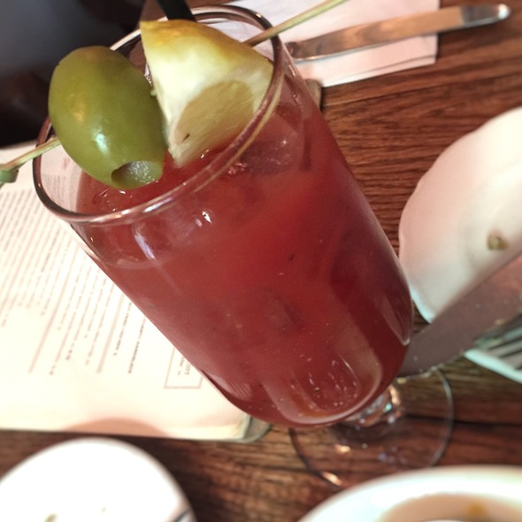 Bloody Mary - Tipsy Parson, New York, NY