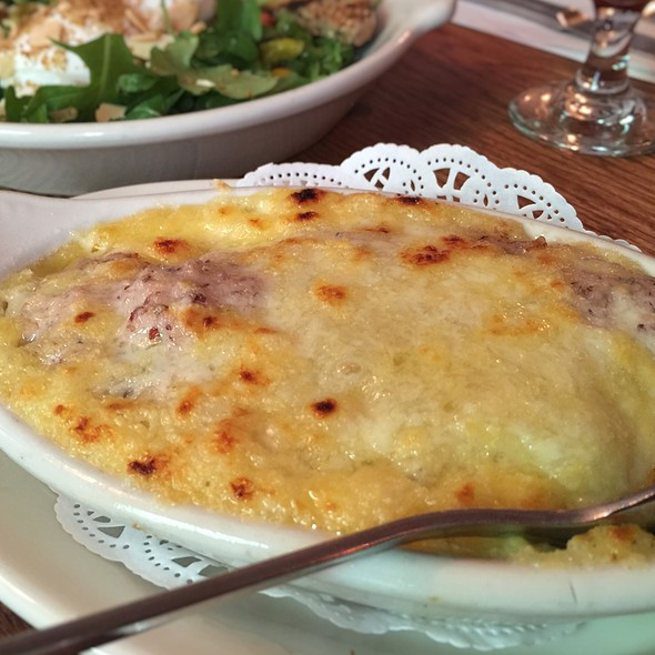 Cheese Grits - Tipsy Parson, New York, NY