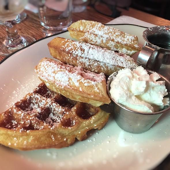 Waffles - Tipsy Parson, New York, NY
