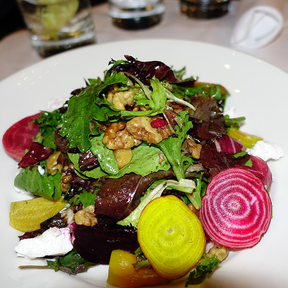 Beet Salad - RL Restaurant, Chicago, IL