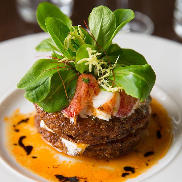 Claudio's Burrata & Lobster - Paramour, Wayne, PA