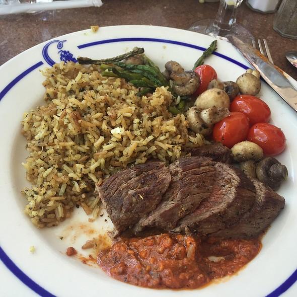 Columbia Restaurant In Celebration Fl Menu
