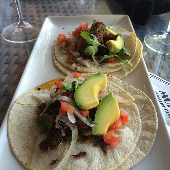 Short Rib Tacos - Morton's The Steakhouse - Santa Ana, Santa Ana, CA