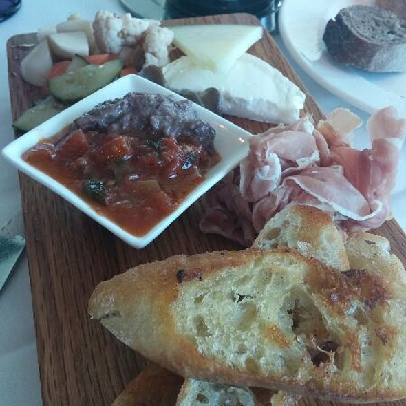 charcuterie - Pier W, Cleveland, OH