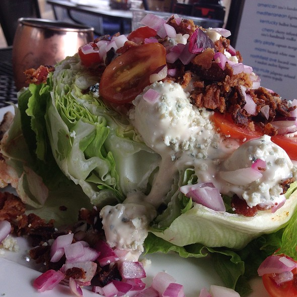 Wedge Salad - McLoone's Boat House, West Orange, NJ