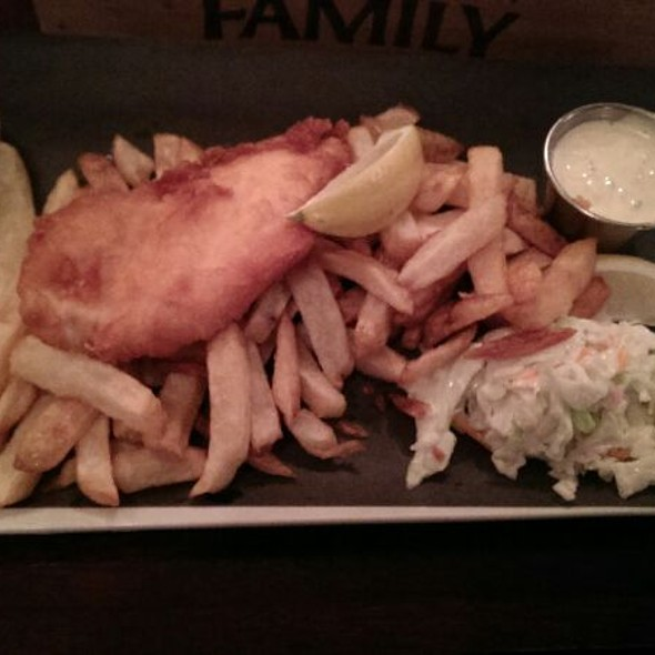 Fish 'n Chips - Irish Times Pub, Victoria, BC