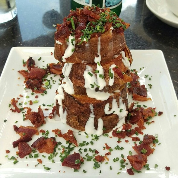 Crispy Potato Stack - The Grill on the Alley - Westlake Village, Westlake Village, CA