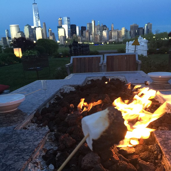 Toasted Marshmallows - Liberty House Restaurant, Jersey City, NJ