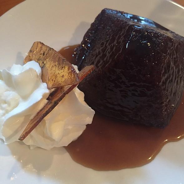 Sticky Toffee Pudding - Chez Piggy, Kingston, ON